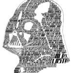 Typographic_Darth_Vader_by_Bakageta_Koto