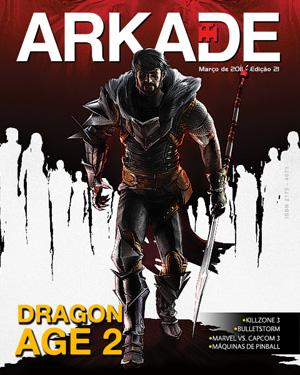 Revista Arkade 21ª Edição