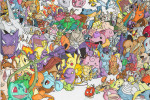all_first_generation_pokemon___with_color_by_brandontakeo-d4hwrd6