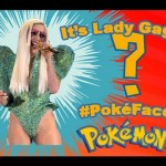 Mashup Lady Gaga Vs Pokémon