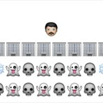 Resumo de Game of Thrones feito com emoticons