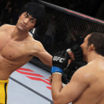 Bruce Lee estará no novo EA Sports UFC