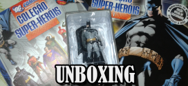 Unboxing – Miniatura Batman (Eaglemoss)