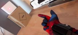Hacker cria lançador eletromagnético parecido com o lança teias do Homem-Aranha