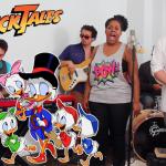 Essa é definitivamente uma das melhores versões do tema de Duck Tails que eu já ouvi!