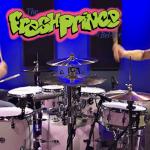"""Dois excelentes bateristas tocando o tema de """"Um maluco no pedaço"""" em uma única bateria"""