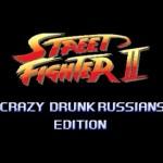Street Fighter Russia Edition   Com certeza essa é a melhor edição da franquia