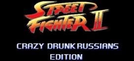 Street Fighter Russia Edition | Com certeza essa é a melhor edição da franquia