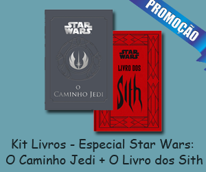 Livros star Wars