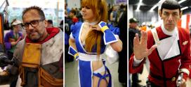 Os cosplays mais f$%@$ da Montreal Comic-Con 2014