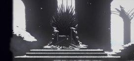 Animação 2D relembra acontecimentos de Game of Thrones