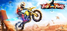 Bike Rivals | Dica de joguinho viciante para desafiar seus amigos