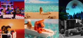Esse menino de 15 anos recriou cenas clássicas do cinema usando LEGO nesse incrível stop-motion