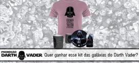 Quer ganhar esse kit das galáxias do Darth Vader?