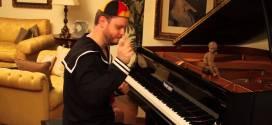 Medley das melhores músicas do Chaves no Piano