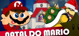 Mario Christmas + Ressaca Friends 2014 by TV Corujão