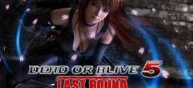 Dead or Alive 5: Last Round | Novos trailers apresentam personagens e jogabilidade