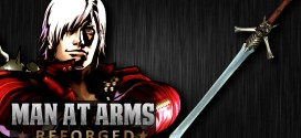 Man At Arms | Forjaram a espada do Dante de Devil May Cry