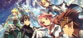 Sword Art Online: Lost Song | Novo vídeo do game veiculado na tv japonesa