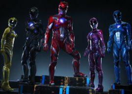 Power Rangers | Liberado o cartaz final do filme
