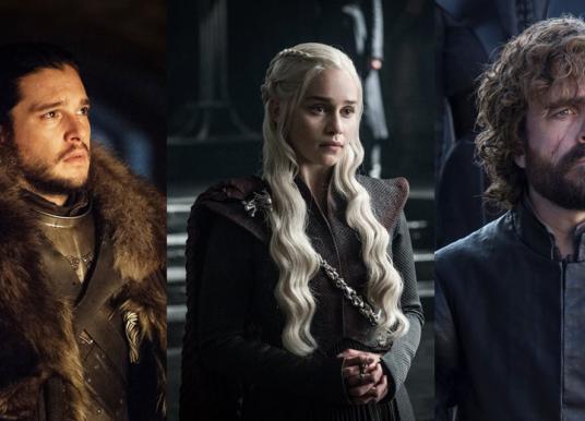 Game of Thrones   Fotos inéditas da 7ª temporada