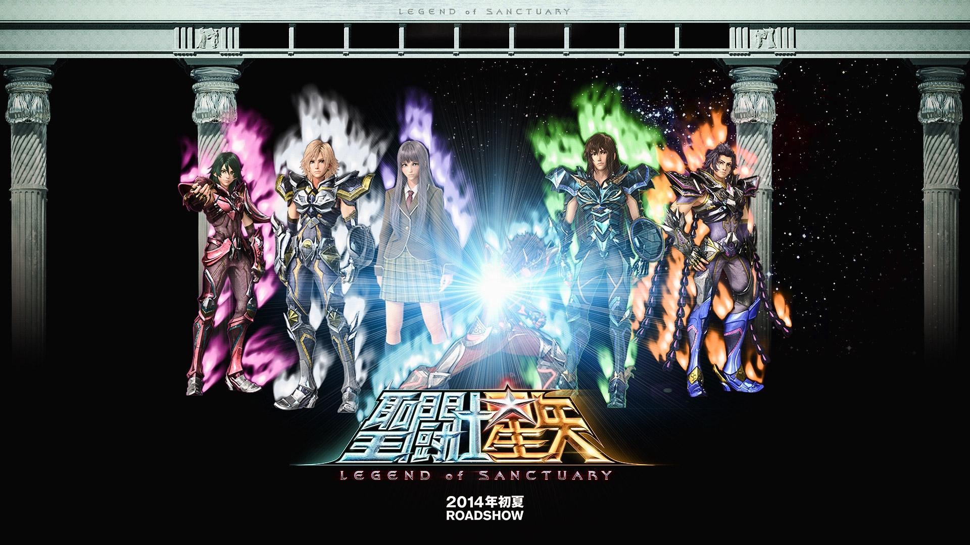 Saint Seiya: Legend of Sanctuary | Novo teaser e novo trailer do